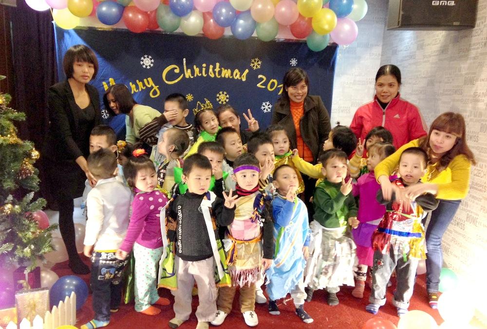 Giáng sinh an lành & Chào đón năm mới 2015.