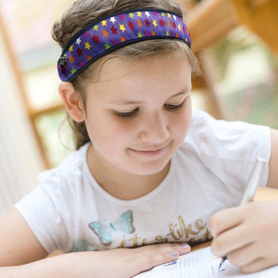 Máy trợ thính cho trẻ không có vành tai/ống tai