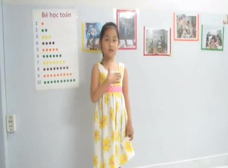 Cô giáo - Bé Huỳnh Công Ánh Duyên