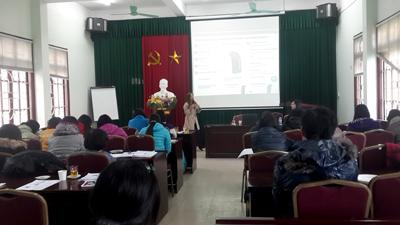 Chia sẻ thông tin công nghệ mới của Oticon với Khoa giáo dục đặc biệt – ĐH Sư phạm Hà Nội