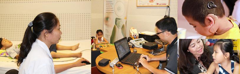 Công ty Máy trợ thính & Thiết bị Thính học Cát Tường