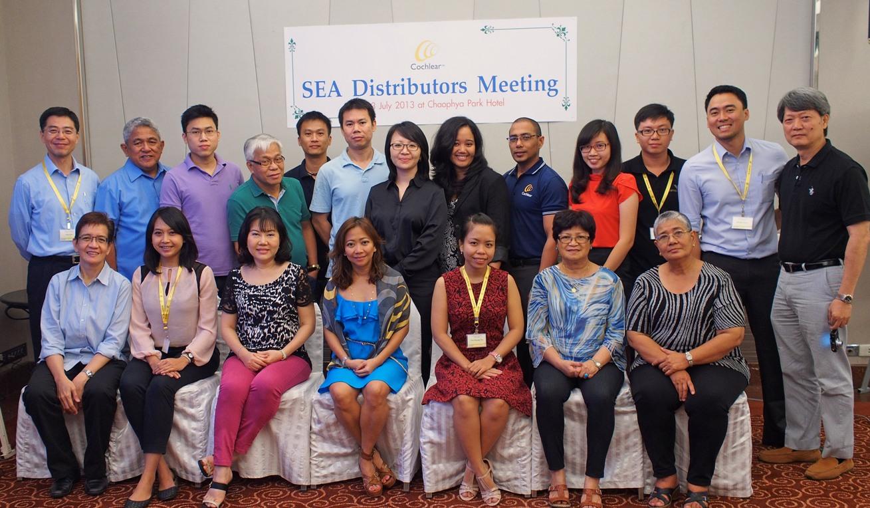 Bước chuẩn bị của Cochlear đưa Nucleus 6 đến Đông Nam Á