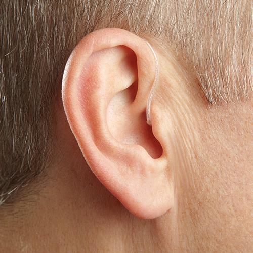 Máy trợ thính loa đặt trong tai RIC