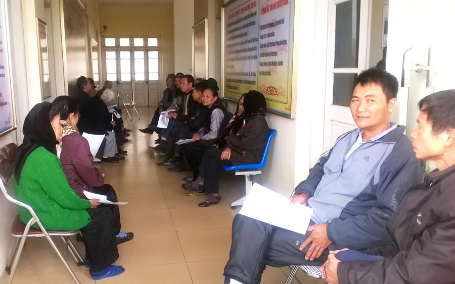 Đo khám thính lực cho người nghèo bị khiếm thính tại Sóc Sơn