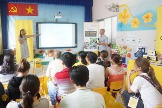 """Workshop cho phụ huynh có con khiếm thính tại HCM """"SỨC MẠNH CỦA CHA MẸ"""""""