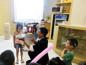 """HỘI THẢO CHO CHA MẸ VỚI CHỦ ĐỀ """" BEST IN THE SCHOOL"""" TẠI HÀ NỘI"""