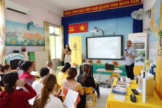 Workshop cho phụ huynh có con khiếm thính tại HCM SỨC MẠNH CỦA CHA MẸ