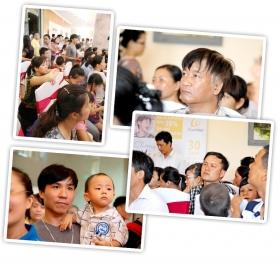 Ảnh ngày hội của trẻ em & người khiếm thính nặng ở KV phía Bắc