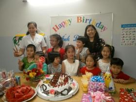 Sinh nhật Ánh Duyên 2013